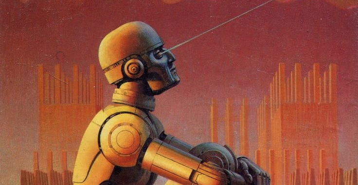 Isaac Asimov's Robot Visions Is Truly Visionary