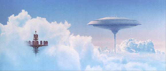 Cloud City Empire Strikes Back | kessel korner