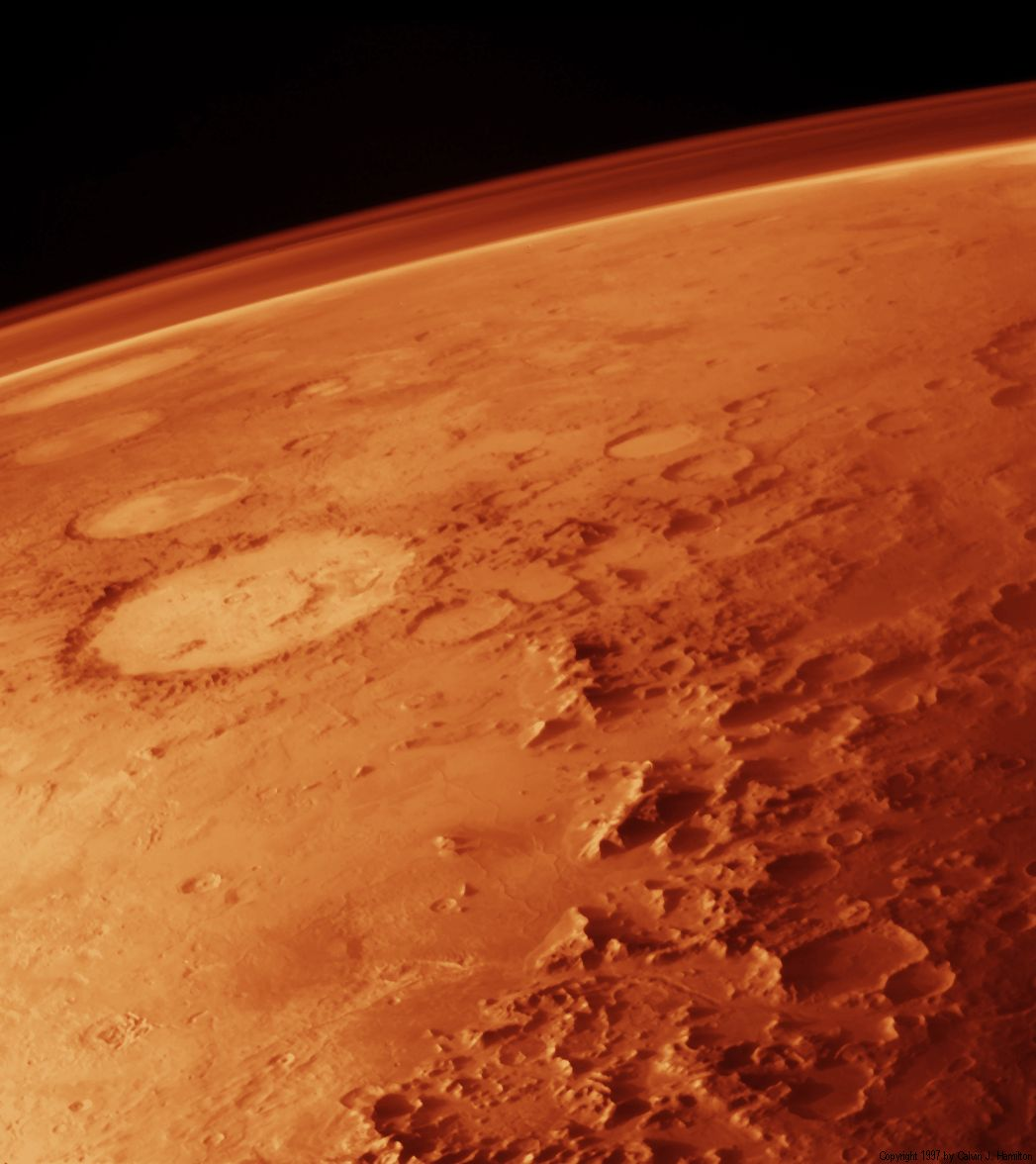 Oxygen Discovered On Mars, The Evidence For Martian Life Is Mounting