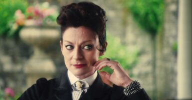 Missy Doctor Who
