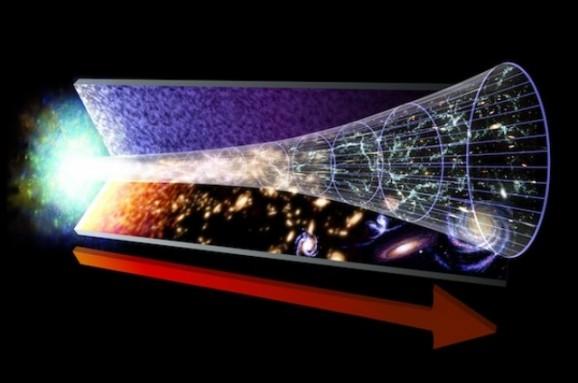 big bang arrow
