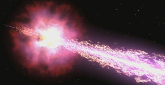 gamma-ray-burst