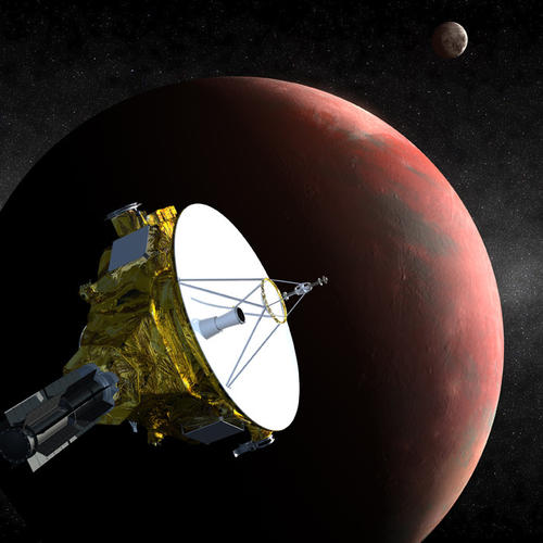 New Horizons and Pluto