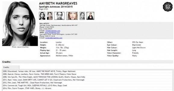 amybeth hargreaves