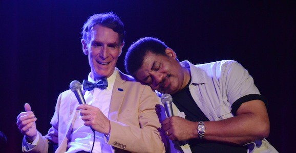 Bill Nye Neil deGrasse Tyson