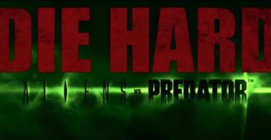 Die Hard Aliens Predator
