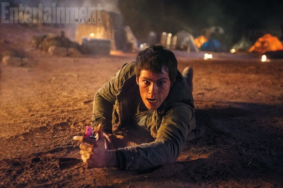 The Maze Runner Scorch Trials