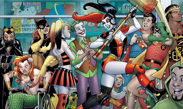 Harley Quinn Best covers featured