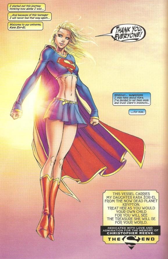 supergirl costume history-super batman 13