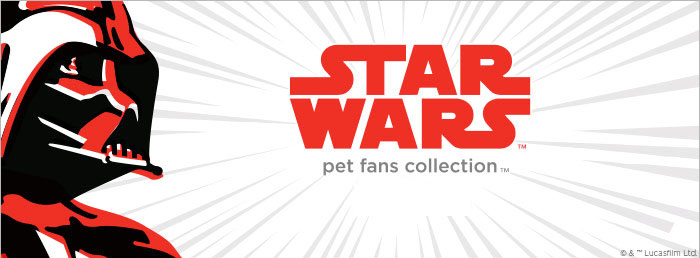 star wars pets accessories