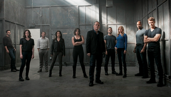 Agents of SHIELD season 3 promo shots