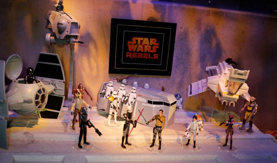 Star Wars Force Awakens Toys 2015 Featured