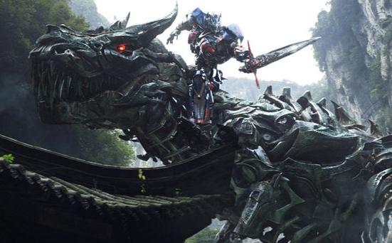 Transformer 5 Dinobots