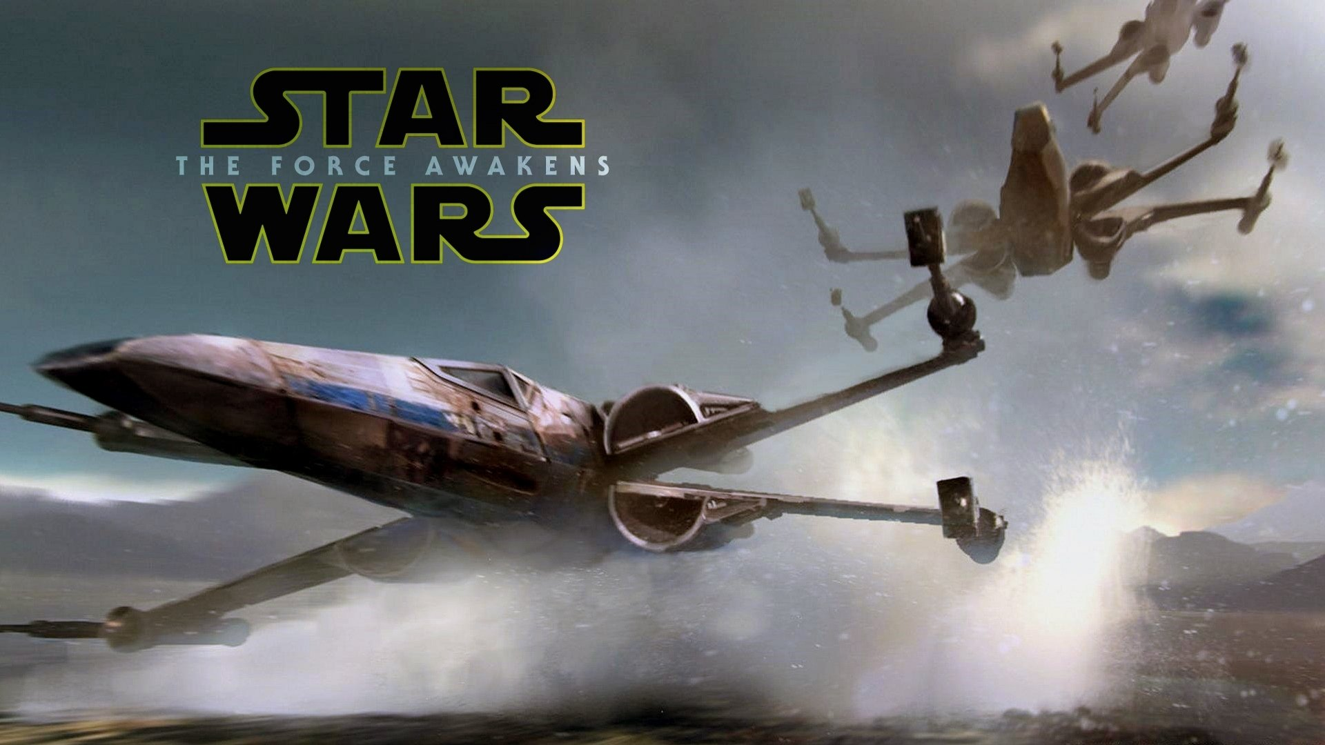 Best Star Wars: Force Awakens wallpaper for 2015 : Giant ...