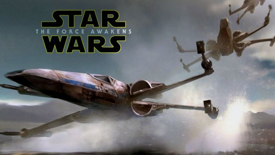 X wing wallpaper small