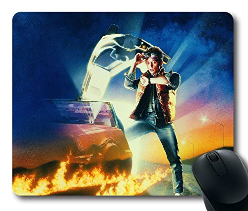 back to the future merchandise - mouse pad