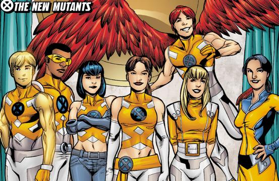 new mutants academy