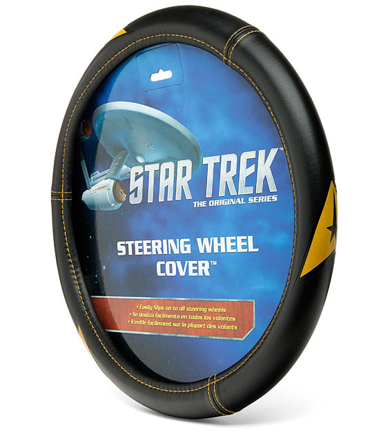 Star Trek Delta Logo Speed Grip Steering Wheel Cover