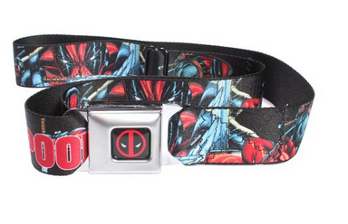 deadpool seatbelt belt