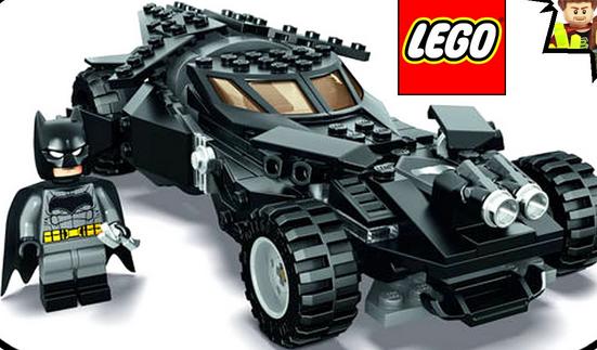 batman vs superman lego batmobile  2016