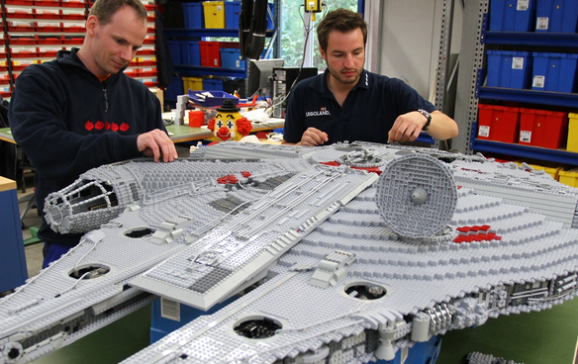 Not Too Old to Have Fun: Best Lego Sets For Adults | Giant Freakin ...