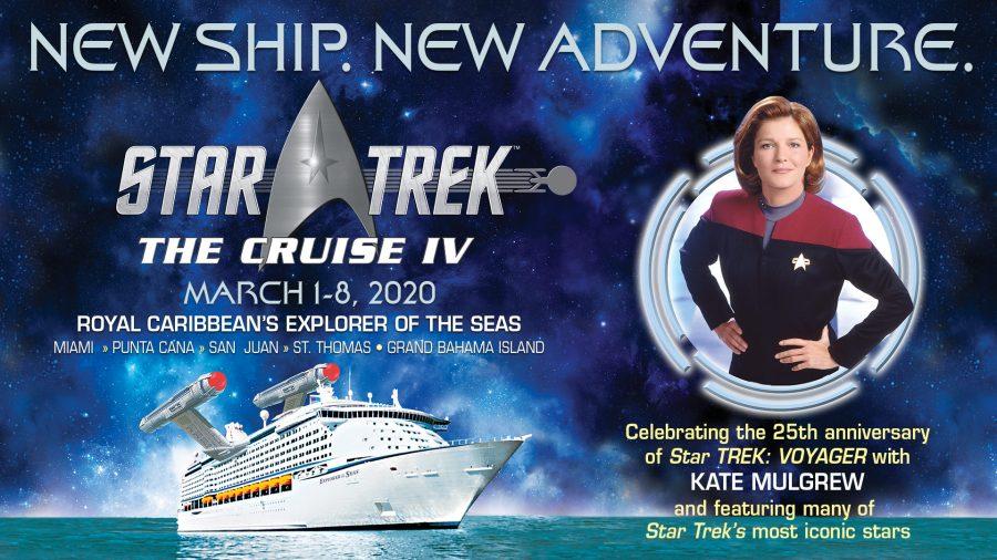 Star Trek ranked cruise