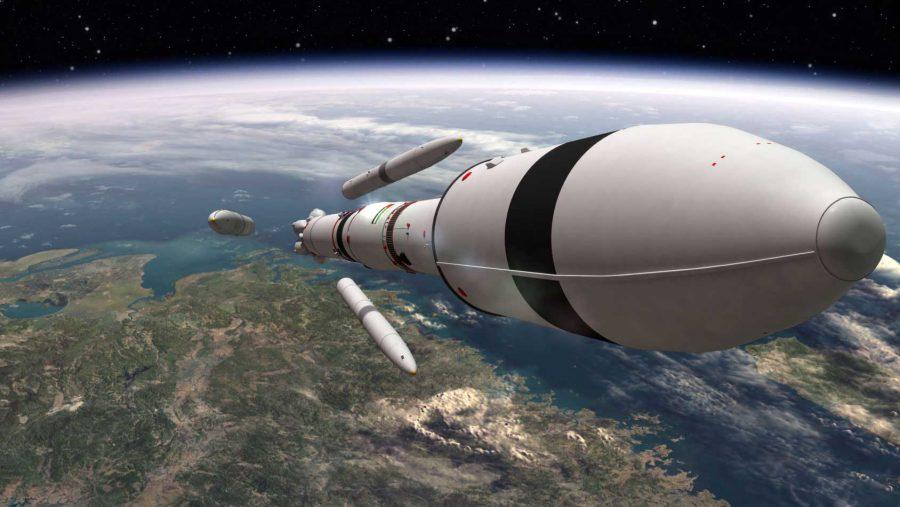 UAE Rocket Concept