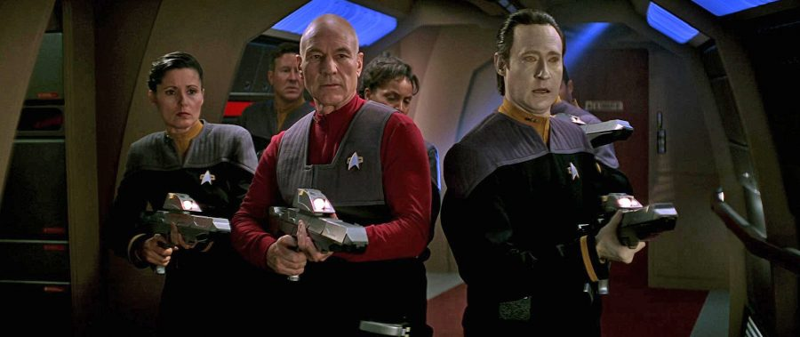 Ranking Star Trek First Contact