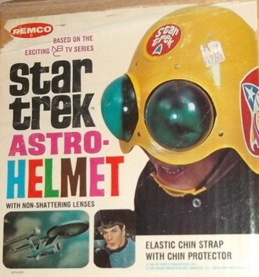 Low ranked Star Trek toy