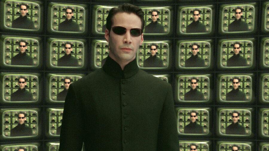 keanu reeves neo matrix