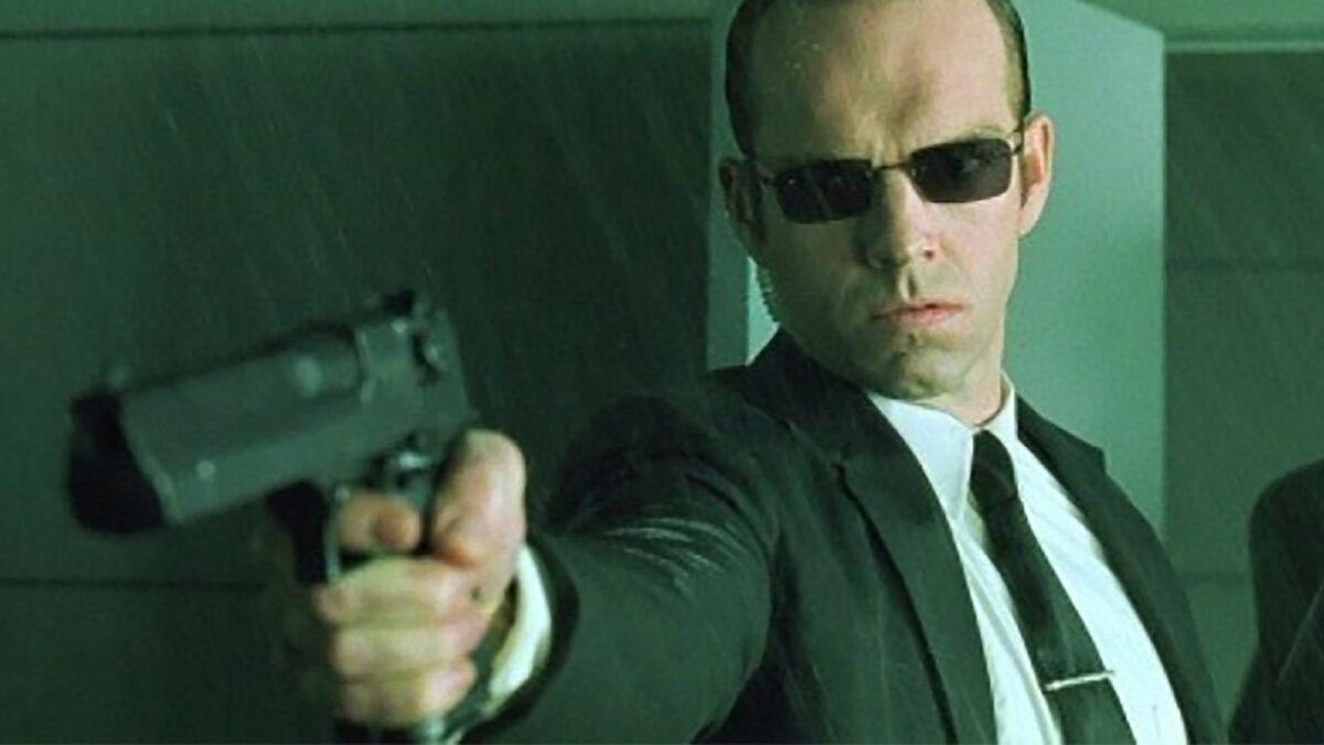 matrix 4 agent smith