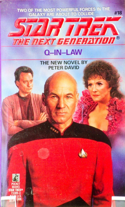 Star Trek Books ranked