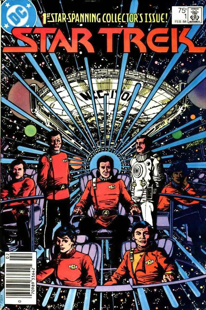 Star Trek Comic ranking