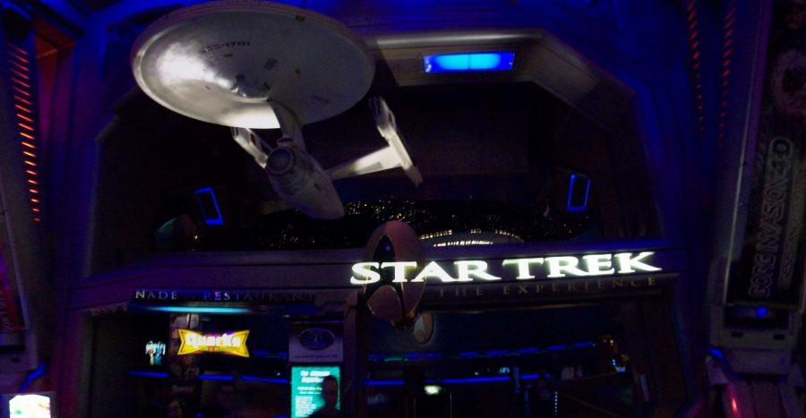 Star Trek Las Vegas ranking