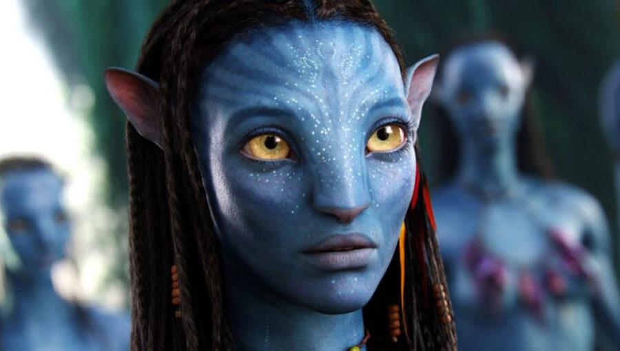 Avatar 2's Zoe Saldana