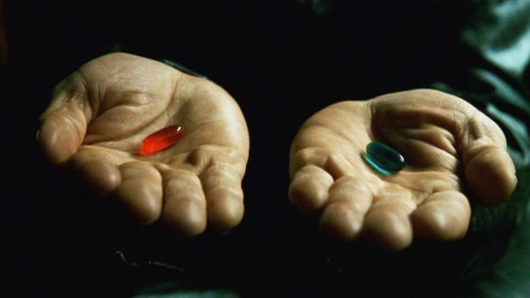 Blue Pill and Red Pill
