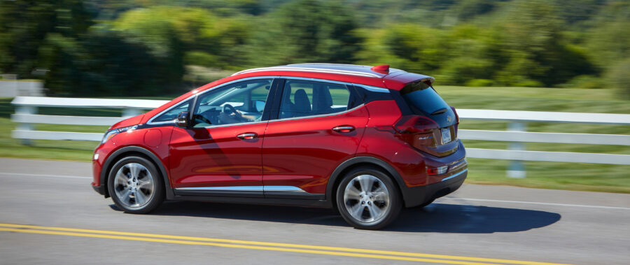 Chevy's Electric Car