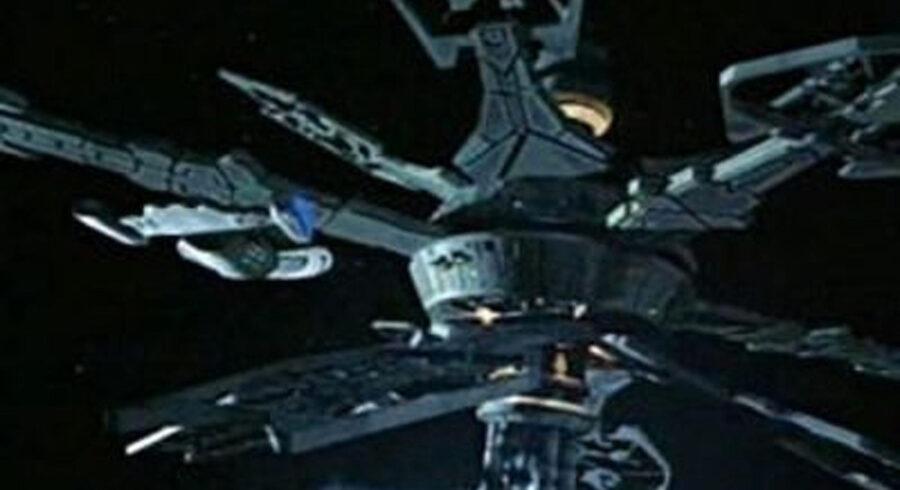 Star Trek Voyager's premise