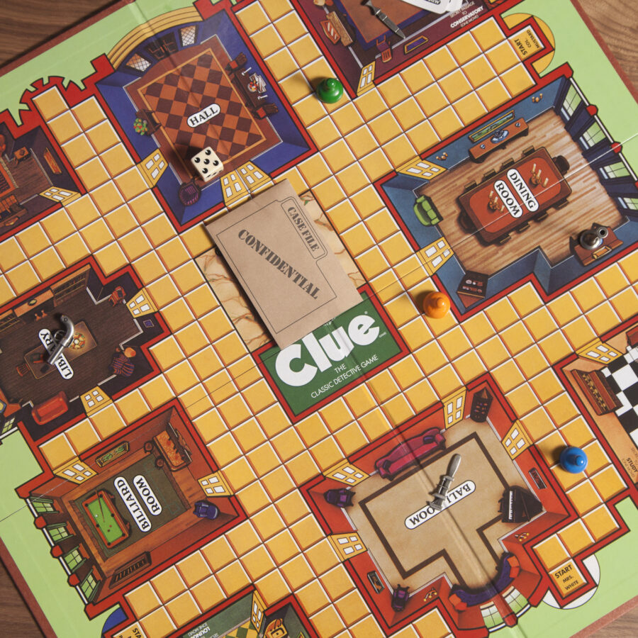 Best strategy board game clue