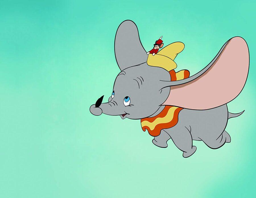 Disney Plus has Dumbo