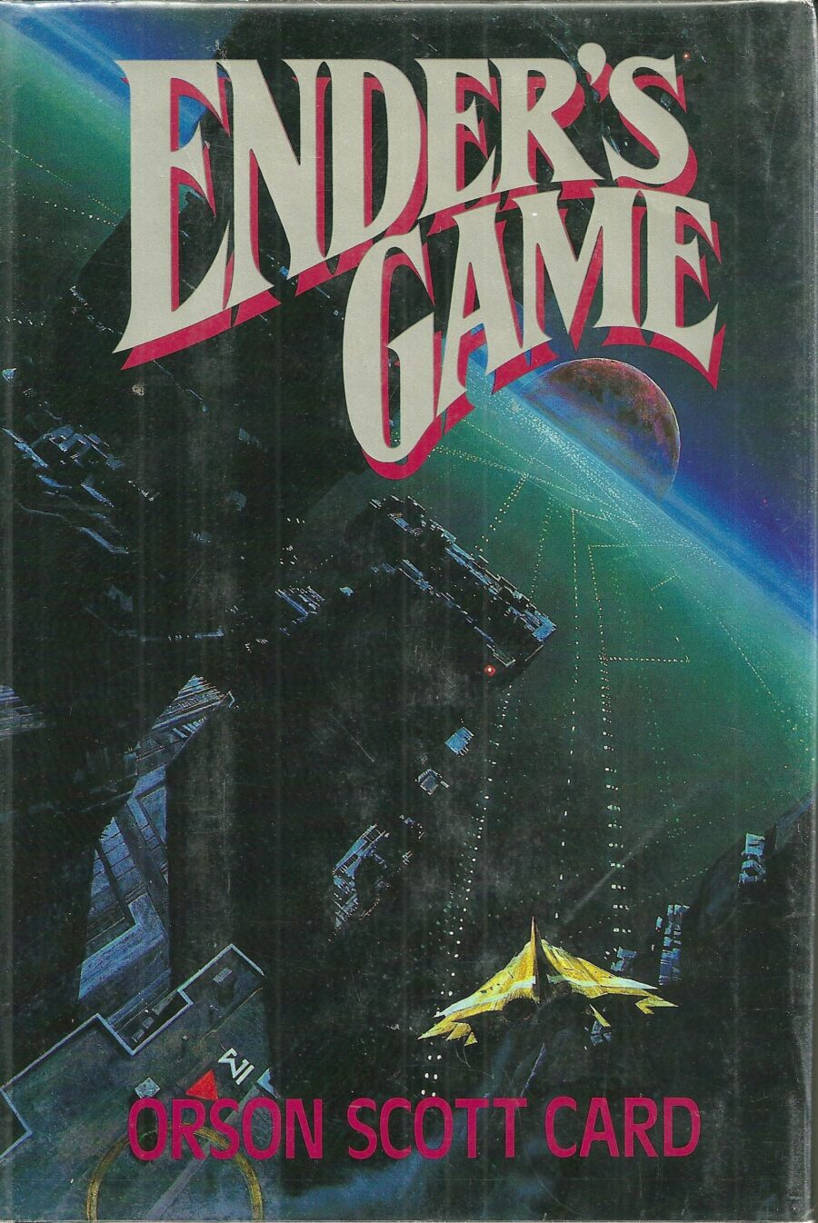 Ender's Game sci-fi book
