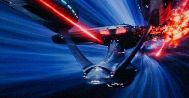 star trek 4 enterprise