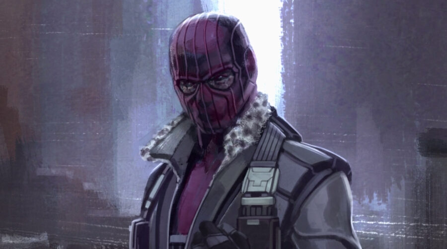 Falcon and Winter Soldier's enemy Baron Zemo
