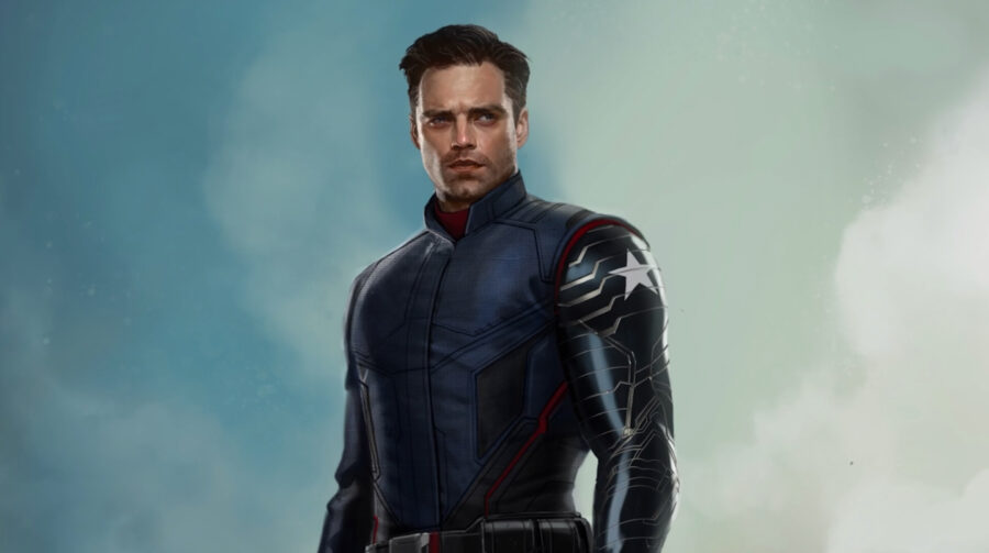 Winter Soldier's new costume