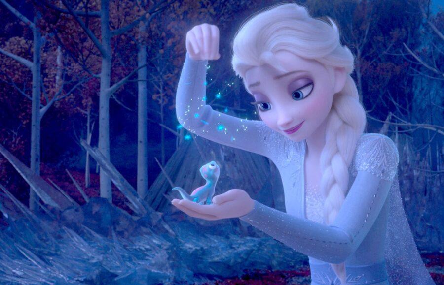 Making Frozen 2