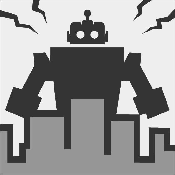 Giant Freakin Robot - cover
