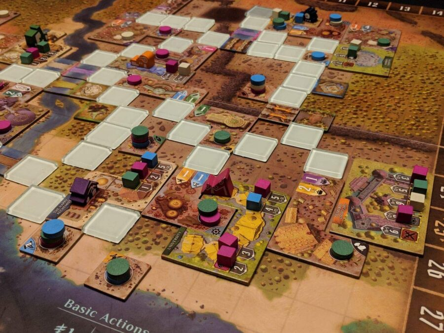 Best strategy board game gloomhaven
