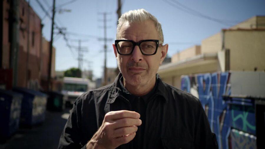 Jeff Goldblum series