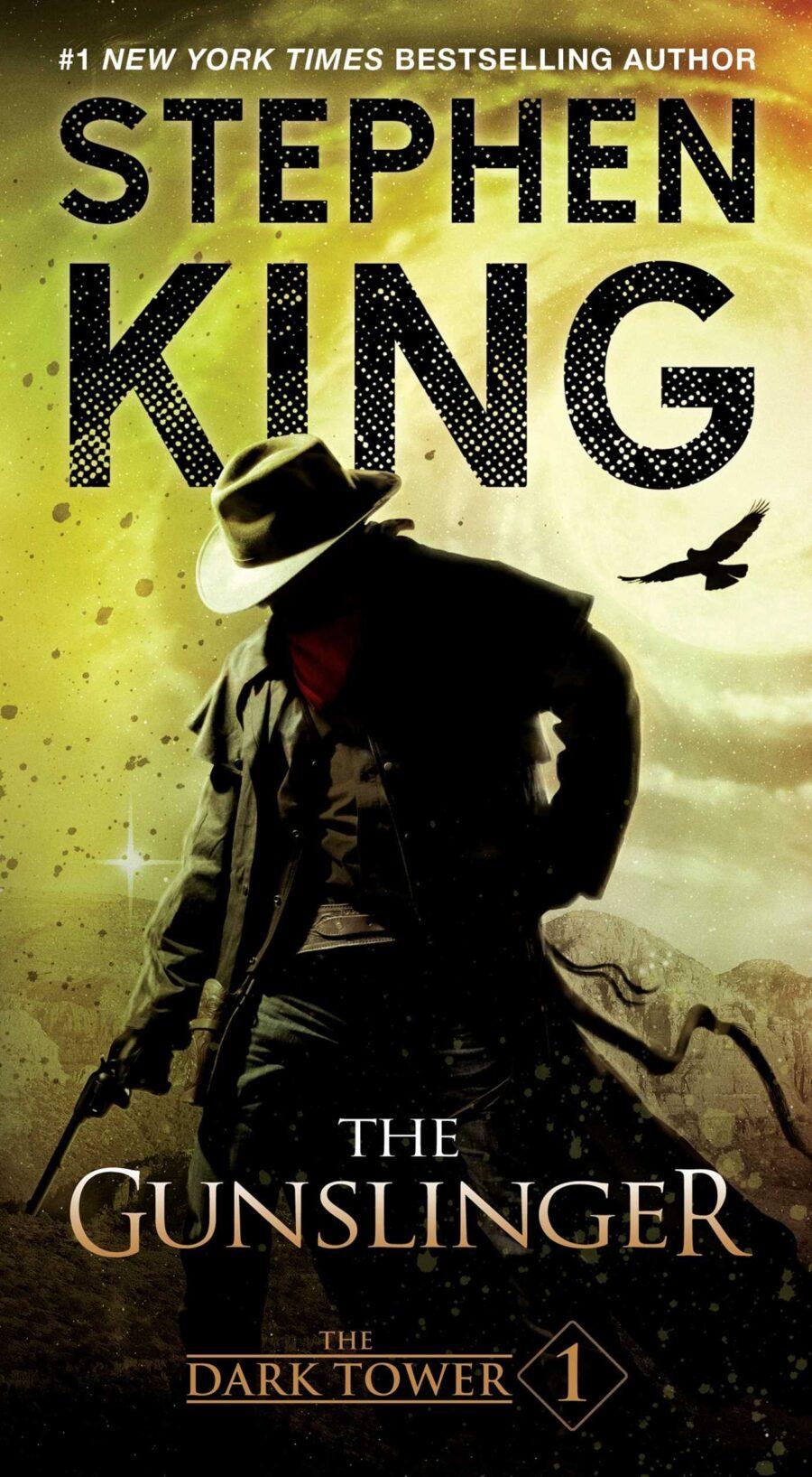 Sci-Fi Novel The Gunslinger