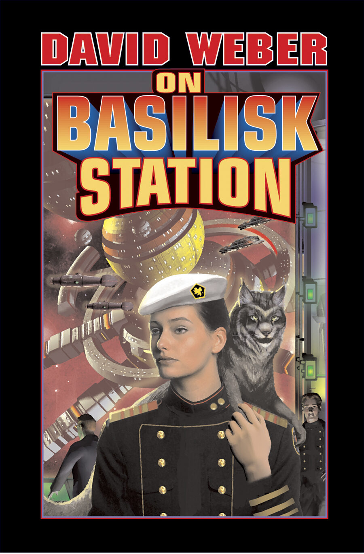 Honor Harrington sci-fi book
